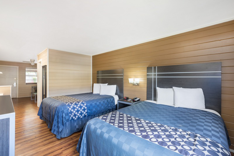 Travelodge Extended Stay Hotel Guest Rooms near San Antonio Airport